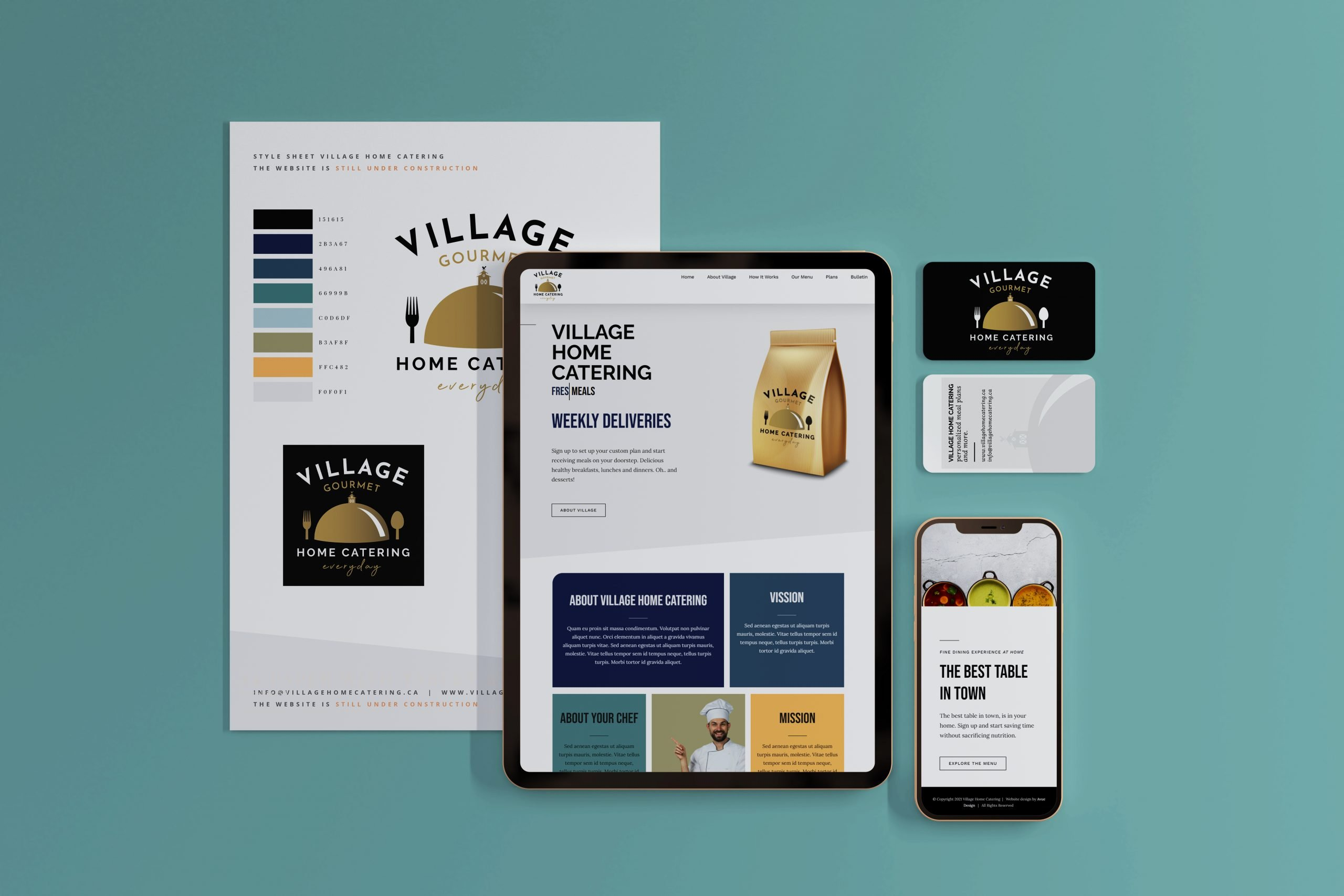 Village Home Catering