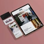 Vlotte - Graphic - website design