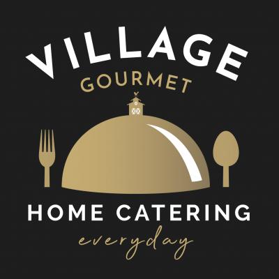 Village Home Catering - Logo Dark