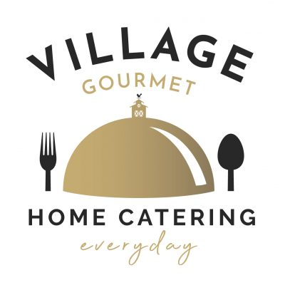 Village Home Catering - Logo Light