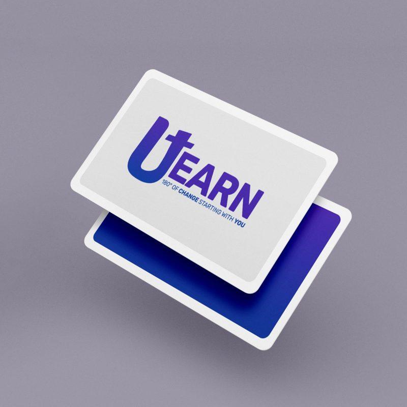 Utearn - Business cards