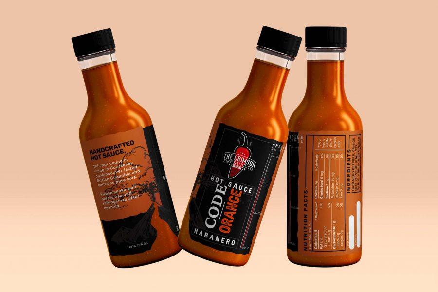 The Crimson Fire Sauce Co
